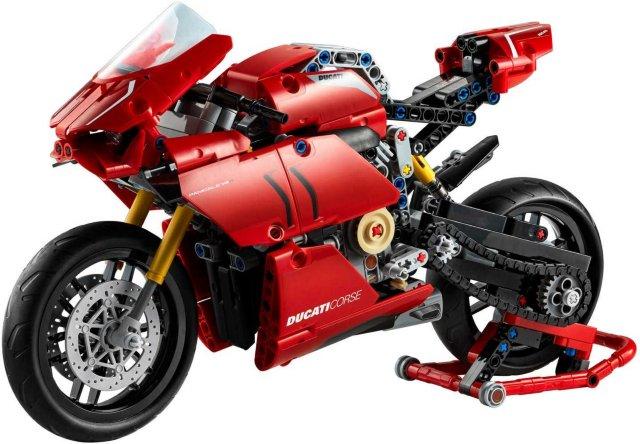 LEGO 42107 Technic - Ducati Panigale V4 R