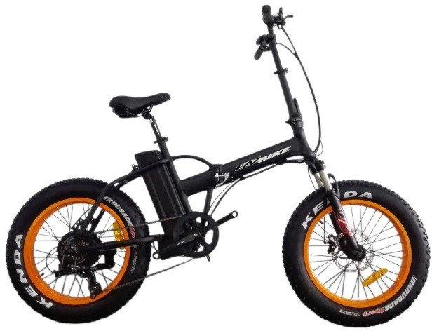 EAZbike ® Sammenleggbar el-sykkel