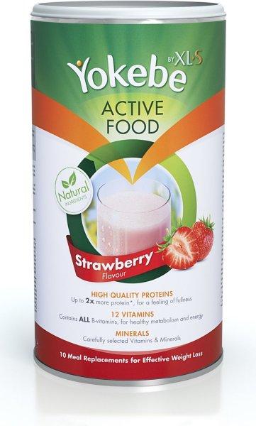 XL-S Medical Yokebe Strawberry