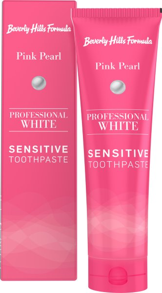 Beverly Hills Formula Professional White Sensitive Toothpaste