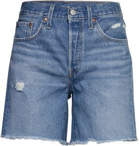 501 High Rise Mid Shorts (Dame)