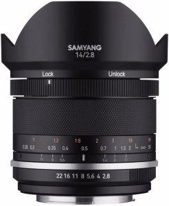 Samyang MF 14mm f/2.8 Mk2 for Sony