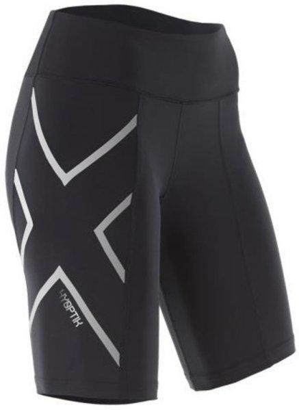 2XU Hyoptic Mid-Rise Compression Shorts (Dame)