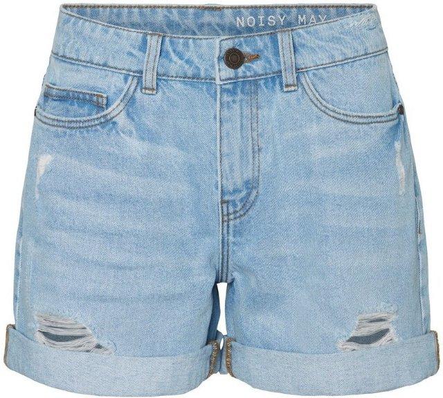 Noisy May Smiley Shorts