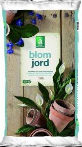 Blomsterjord Økologisk 18L