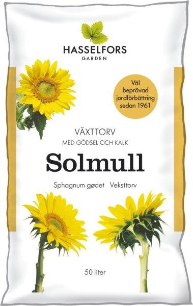 Hasselfors Solmull Veksttorv 50L