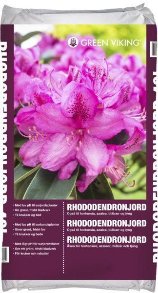 Rhododendronjord 40L