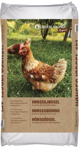 Hønsegjødsel 15L