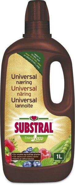 Substral Organisk Universalgjødsel