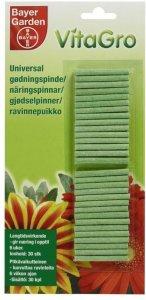 VitaGro Gjødselpinner 30 stk