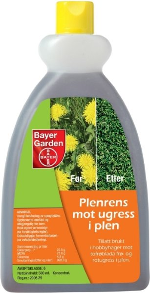 Bayer Garden Plenrens 500 ml