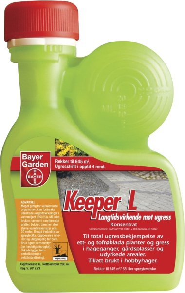 Bayer Garden Keeper L