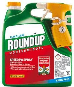 Roundup PA Spray 3L