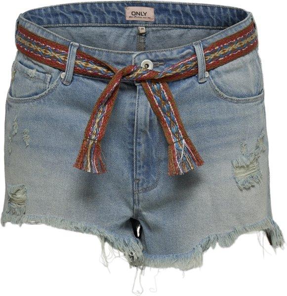 Only Divine Mini Belt Short
