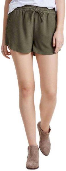 Only Turner Paper Bag Shorts