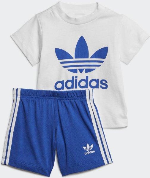 Adidas Originals Trefoil Shorts Set (Barn)