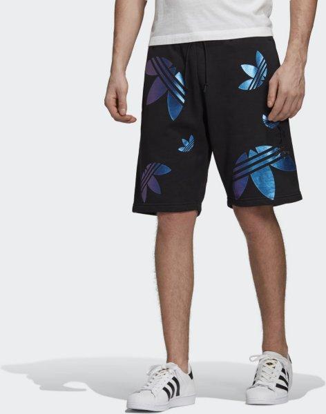 Adidas Zeno Big Trefoil Shorts