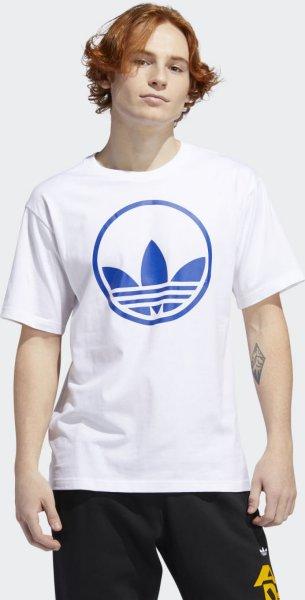 Adidas Circle Trefoil Short Sleeve