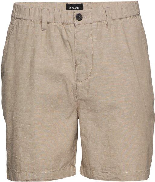 Lyle & Scott Linen Shorts