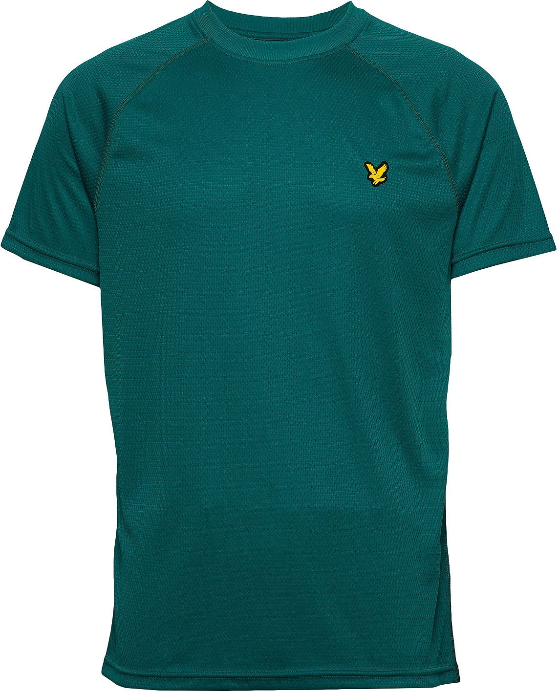 Lyle & Scott CORE RAGLAN - T-shirts - teal green