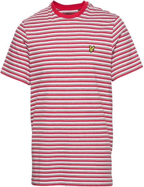 Lyle & Scott Stripe Ringer T-Shirt
