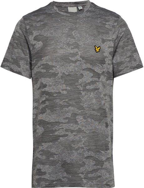 Lyle & Scott Camo Sports T-Shirt