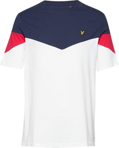 Lyle & Scott Panel T-Shirt