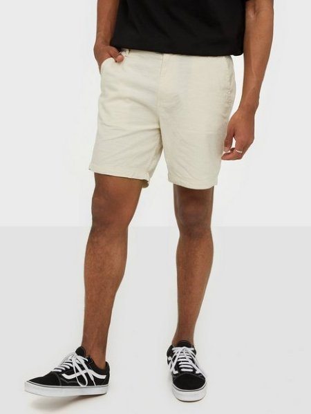 Selected Homme Benfield Linen Shorts