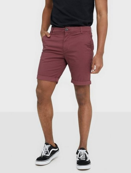 Selected Homme Straight Paris Shorts