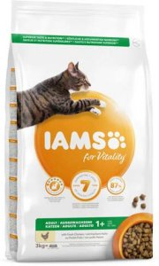 Iams Vitality Adult with Chicken (3 kg)