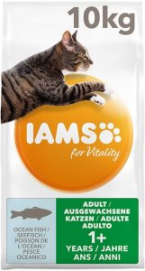 Iams Vitality Adult Cat with Lamb & Chicken (10 kg)
