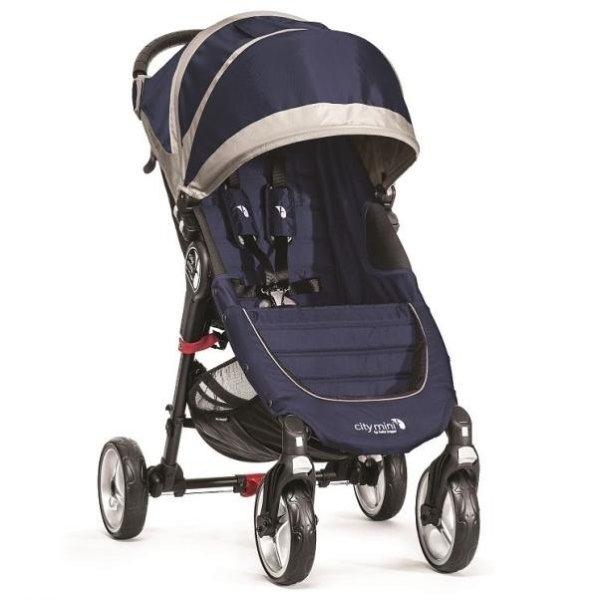 Baby Jogger City Mini Single (4 hjul)