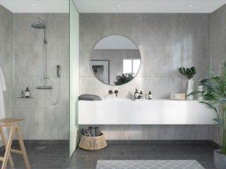 Fibo Marcato 2204-M6060 Cracked Cement