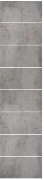 Fibo Marcato 8053-M6030 Lentini Grey