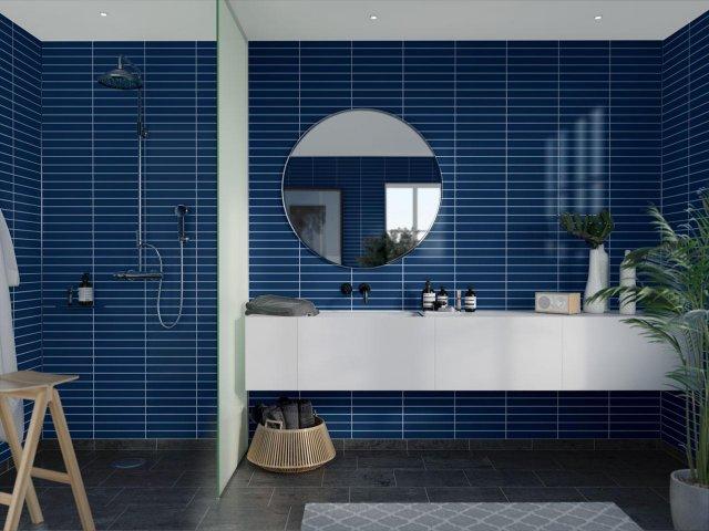 Fibo Colour Collection 6230-F03 Midnight Blue
