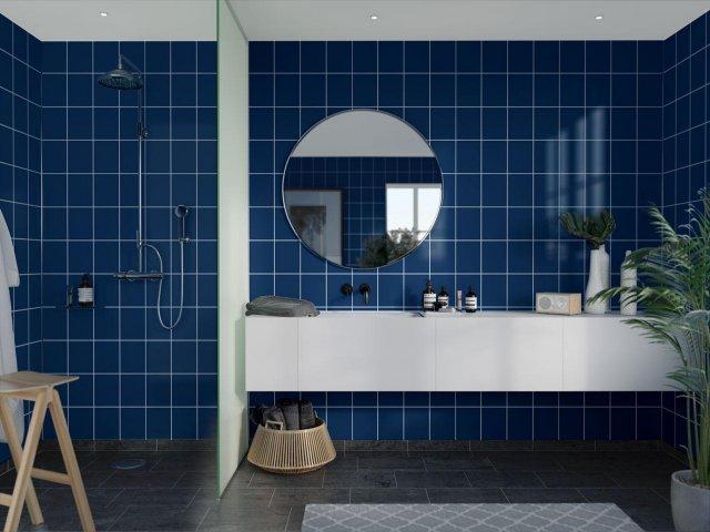 Fibo Colour Collection 6230-F08 Midnight Blue