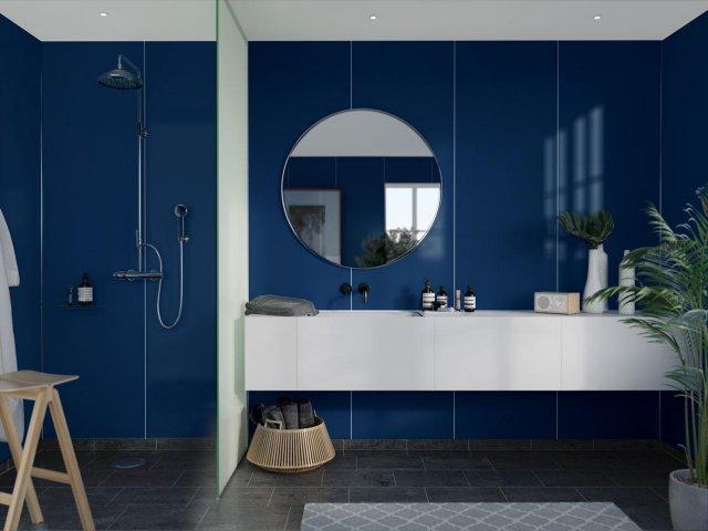 Fibo Colour Collection 6230-F10 Midnight Blue