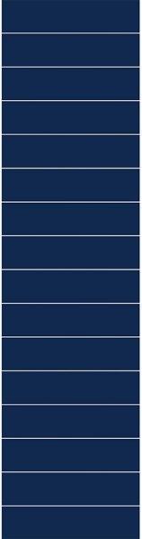 Fibo Colour Collection 6230-F24 Midnight Blue