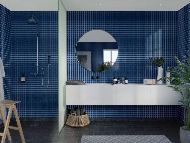Fibo Colour Collection 6230-F30 Midnight Blue