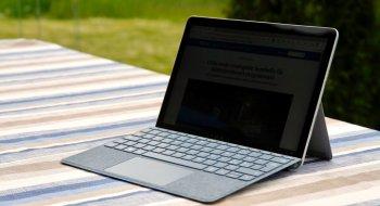 Test: Microsoft Surface Go 2 Pentium 64GB