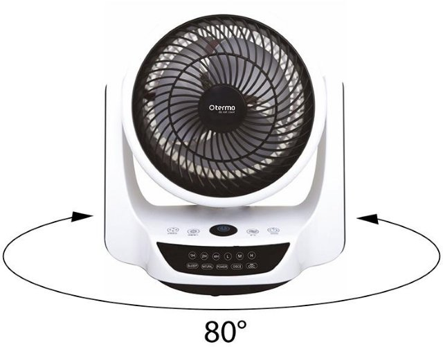 Termo Air Circulator