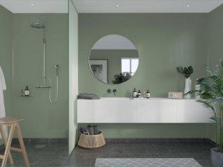 Colour Collection 5206-M00 Olivegreen