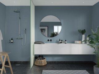 Colour Collection 6274-M00 Dusty Blue
