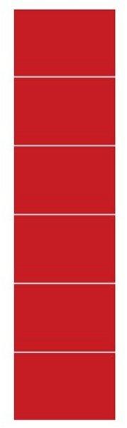 Fibo Colour Collection 2101-F01 Red