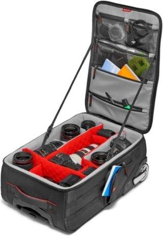 Manfrotto Pro Light Reloader 55 (kamerakoffert)