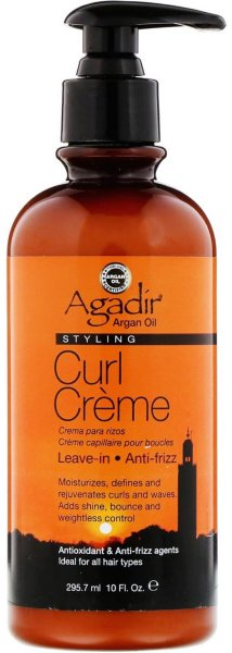 Agadir Argan Oil Styling Curl Creme Leave-In 295ml