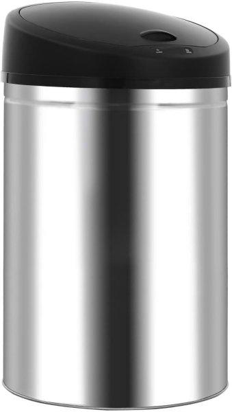 VidaXL Automatisk søppelbøtte med sensor 42L