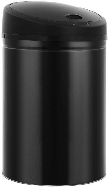 VidaXL Automatisk søppelbøtte med sensor 32L