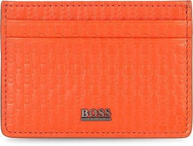 Boss Crosstown Logo Card Holder