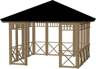 Plus Tjusby paviljong